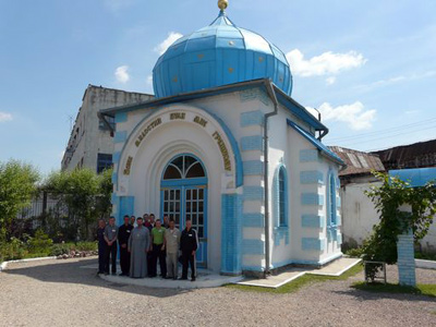 исправительная колония 102, храм Луки крымского, храм при исправительной колонии