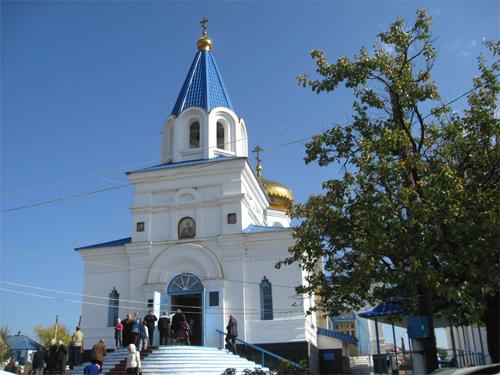 храм с. Ремовка