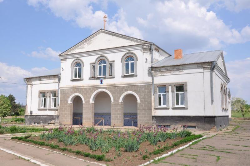 Покровский монастырь херсон