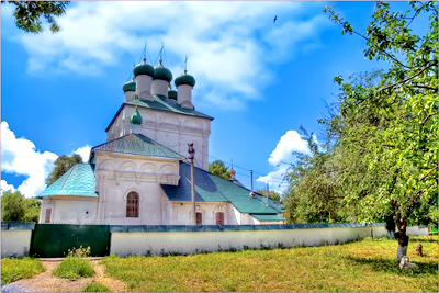 Преображенский собор Путивль