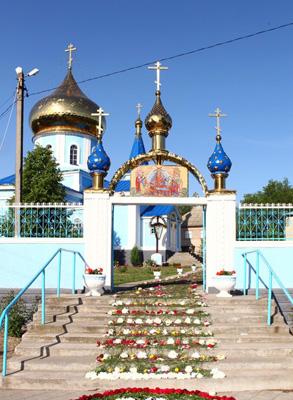 Успенский храм Татарбунары