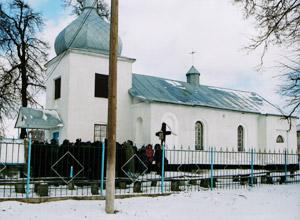 храм  с. Кожухов