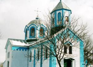 храм Кусиковцы