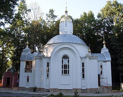 храм святителя Луки Крымского в Виннице