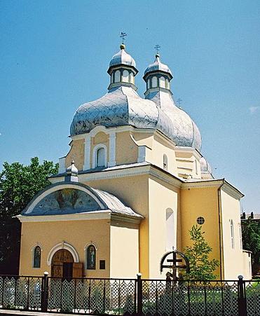 собор николая чудотворца могилев-Подольский