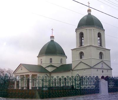 с. Бармашово, храм