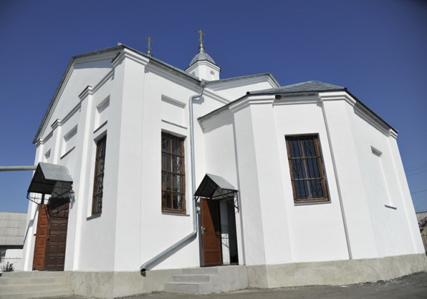 ХРАМ ПРЕСВЯТОЙ ТРОИЦЫ С. БЕЛКА