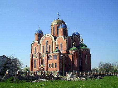 Собор в Борисполе