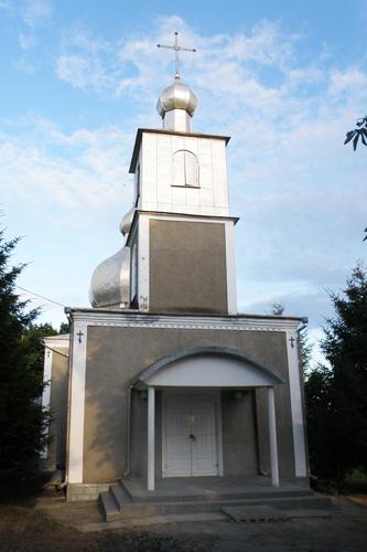 Михайловская церковь с. Боровка