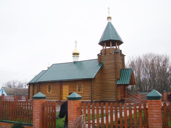 Чапаево храм апостолов Петра и Павла