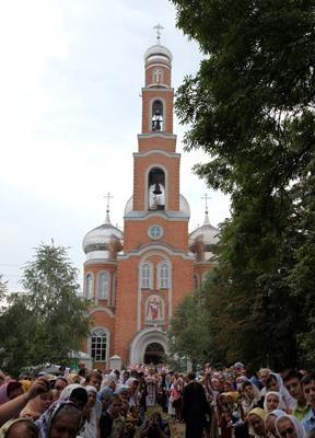 храм архистратига Михаила Чечельник