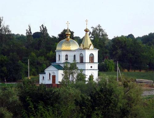 храм с. Селище
