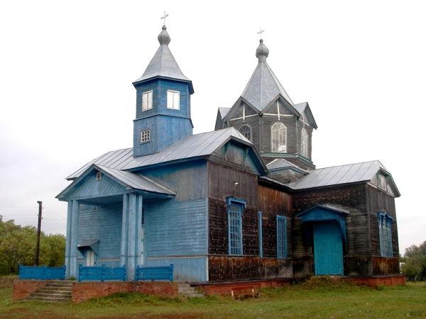 Покровская церковь с. Максим