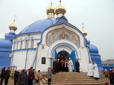 церковь архистратига Михаила в Чернигове