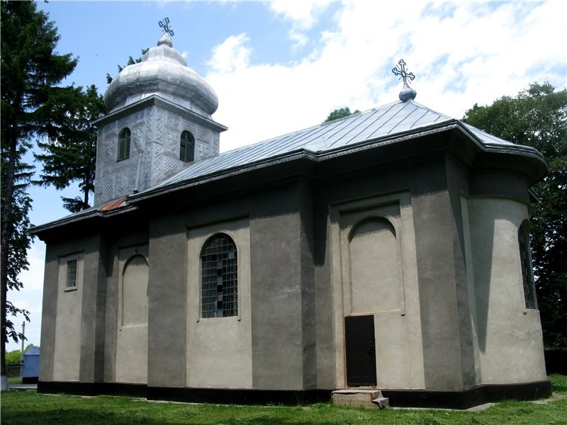 Успенская церковь с. Турятка