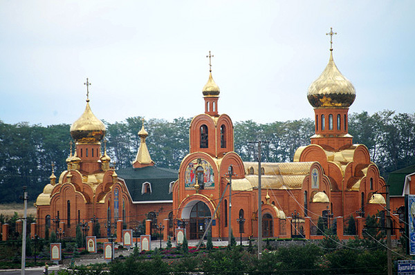 Покровский храм с. Боевое