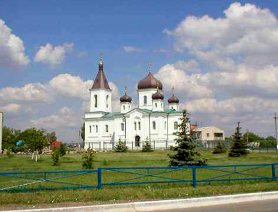 храм архистратига Михаила, Урзуф