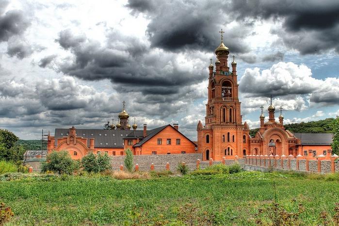 голосеевский монастырь