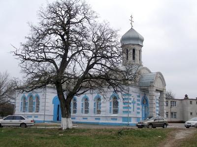 Успенская церковь, с. Горяновка