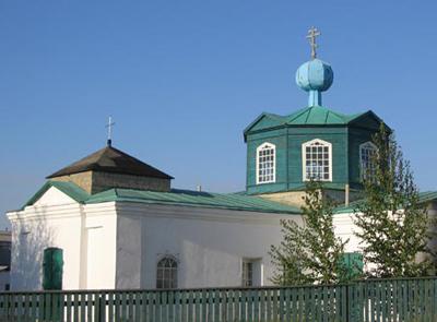 с. Грабово, Троицкий храм