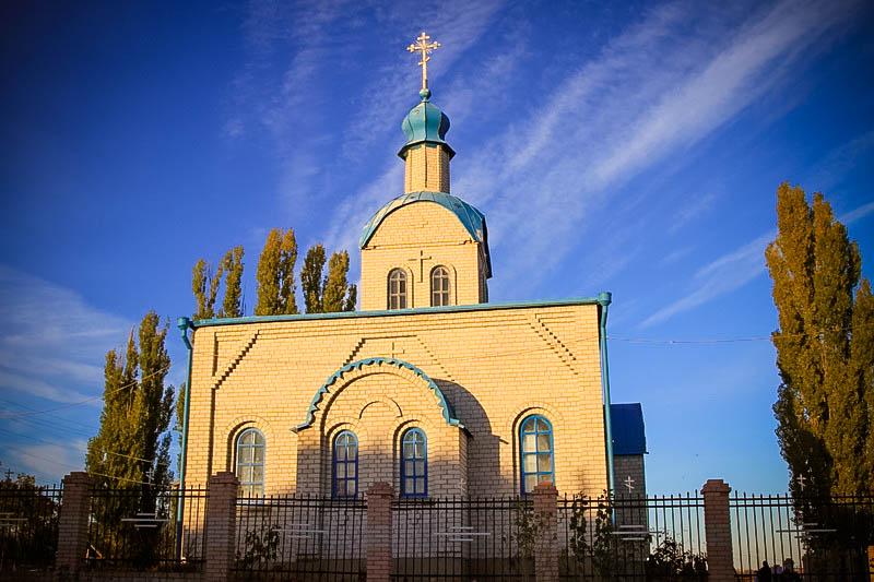 храм,  с. Гречишкино