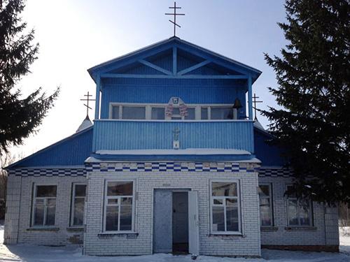 ХРАМ ПОКРОВА ПРЕСВЯТОЙ  БОГОРОДИЦЫ С. ГРИШИНО