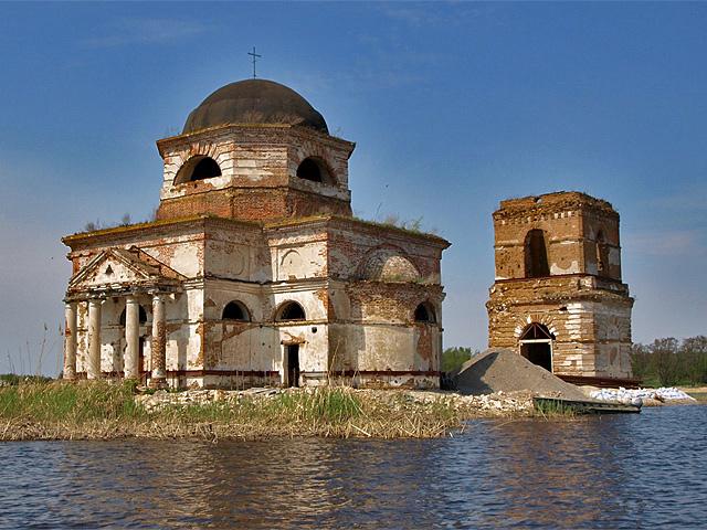 Преображенский храм в Ржищеве