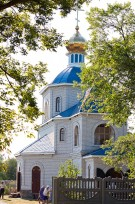 Покровский храм село Руновщина