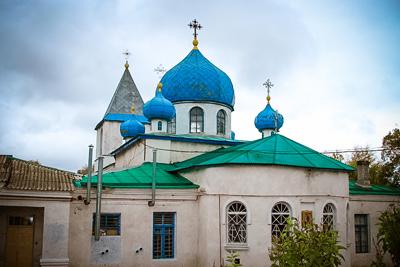 храм Святого Духа г. Ирмино (Теплогорск)