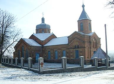 с. Иваново (Ивановка), храм