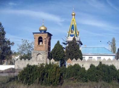 с. Ивановка, храм Сретения
