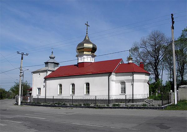 Изяслав храм архистратига Михаила
