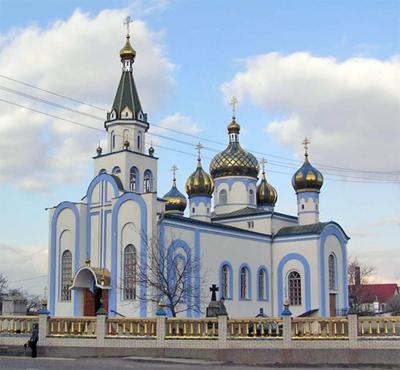 Калиновка, храм Параскевы