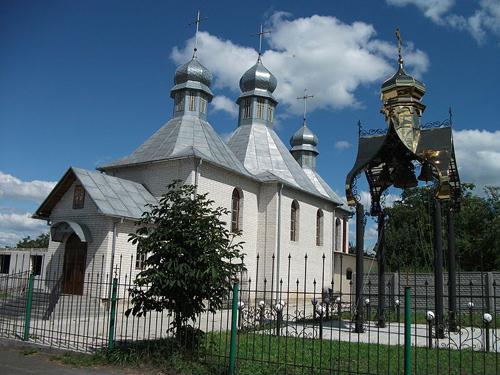 храм Параскевы, с. Ходосевка
