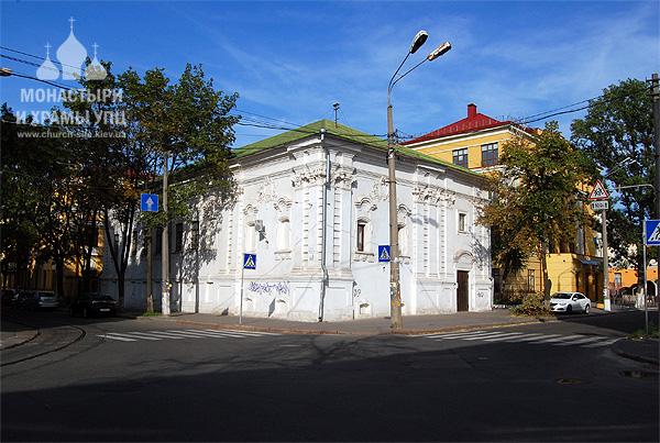 храм Константина и Елены в Киеве