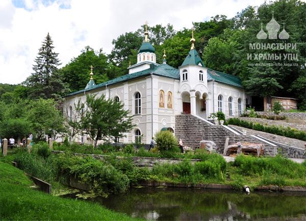 монастырь на Церковщине