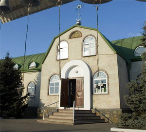 г. Кировское, храм Иоанна Кронштадтского