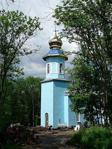 храм Киселева балка