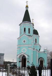 Храм, с. Кийлов