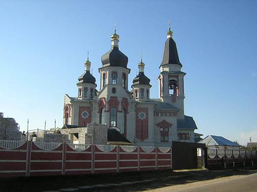 Преображенский монастырь с. Княжичи