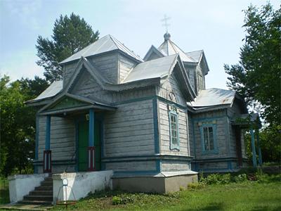 храм, с. Копанки