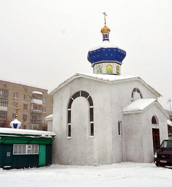 Казятин, храм Серафима Саровского