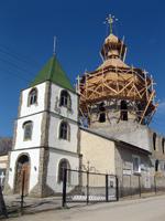 храм Андрея Первозванного с. Веселое судак