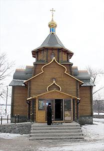ХРАМ КСЕНИИ ПЕТЕРБУРГСКОЙ г. Белая Церковь
