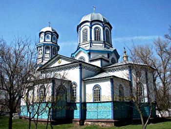 храм с. Лозовой Яр