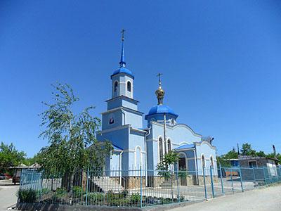 храмы луганска фото