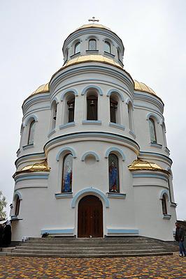 храм с. Лютиж