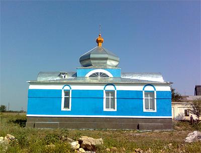 с. Малая Александровка, храм