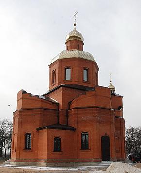 Межирич, Успенская церковь