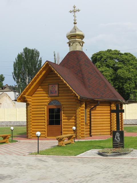 Храм Иоанна Воина в Николаеве
